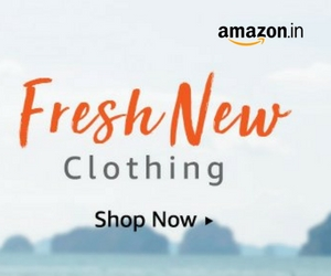 Amazon India Clothing